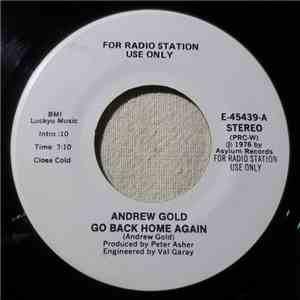 Andrew Gold - Go Back Home Again download free