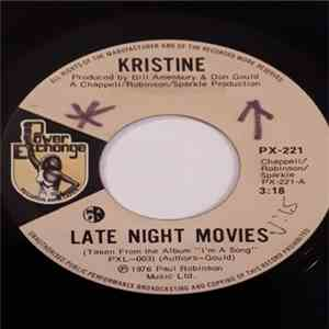 Kristine - Late Night Movies download free