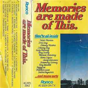 Various - Memories Are Made Of This download free